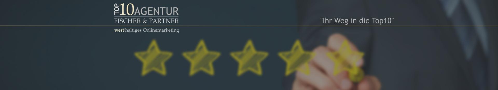 Top10 Sternebewertung